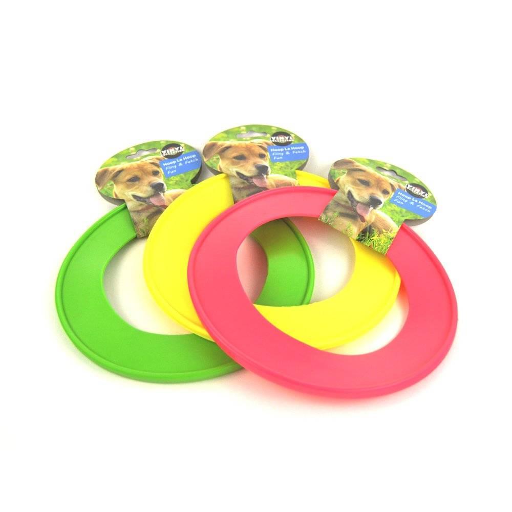 Hoop La Hoop Vinyl Fetch Toy
