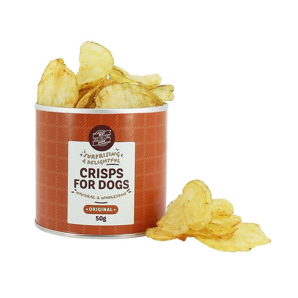 crisps for dogs