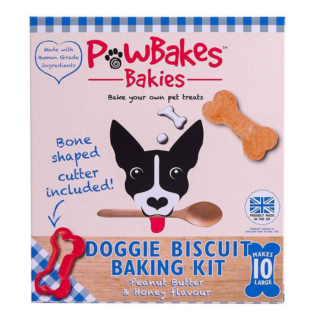 doggie biscuit baking kit
