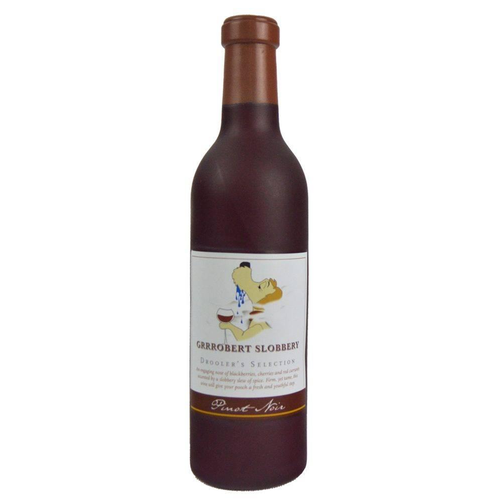 Wine Dog Toy