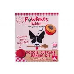PawBakes Dog Cupcake Recipe Kit