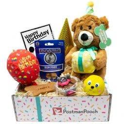 Dog Birthday Box Luxury