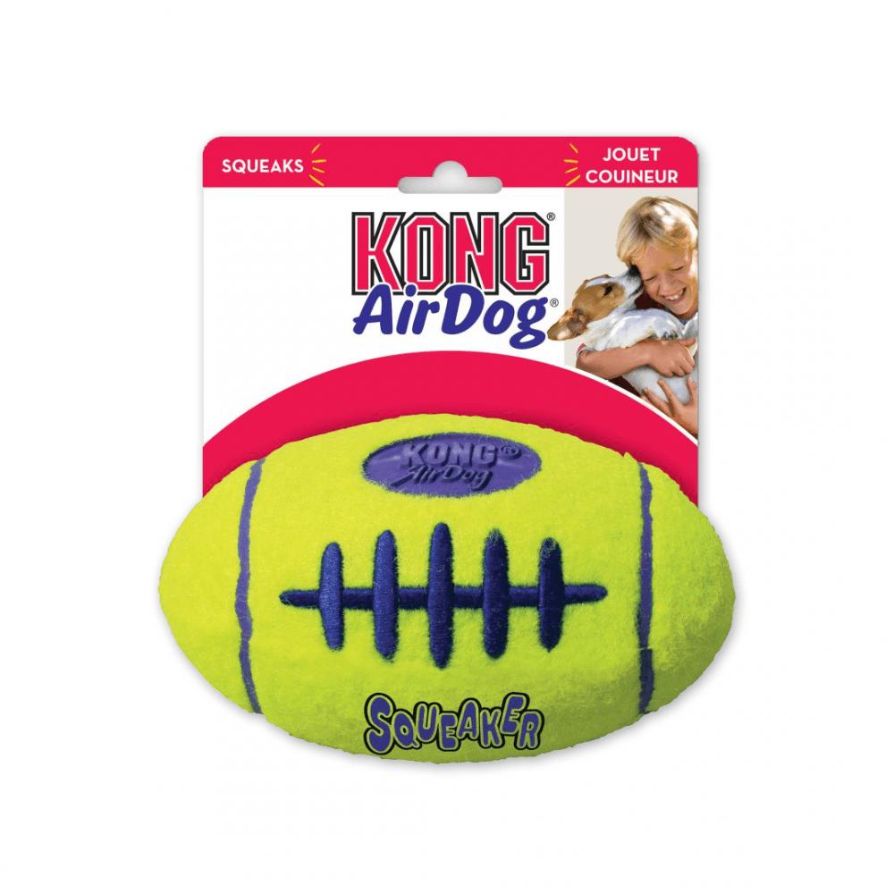 Kong - Airdog Squeaker Football