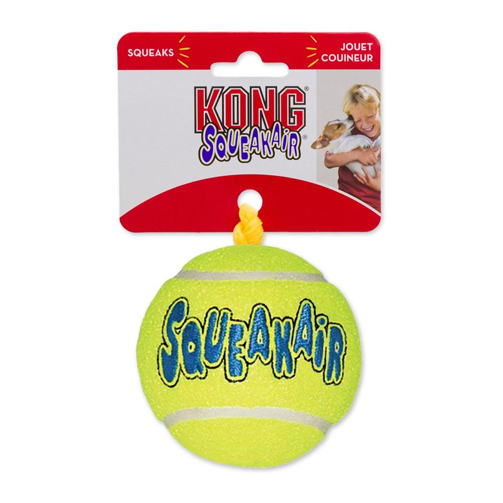 Kong AirDog Squeaky Tennis Ball