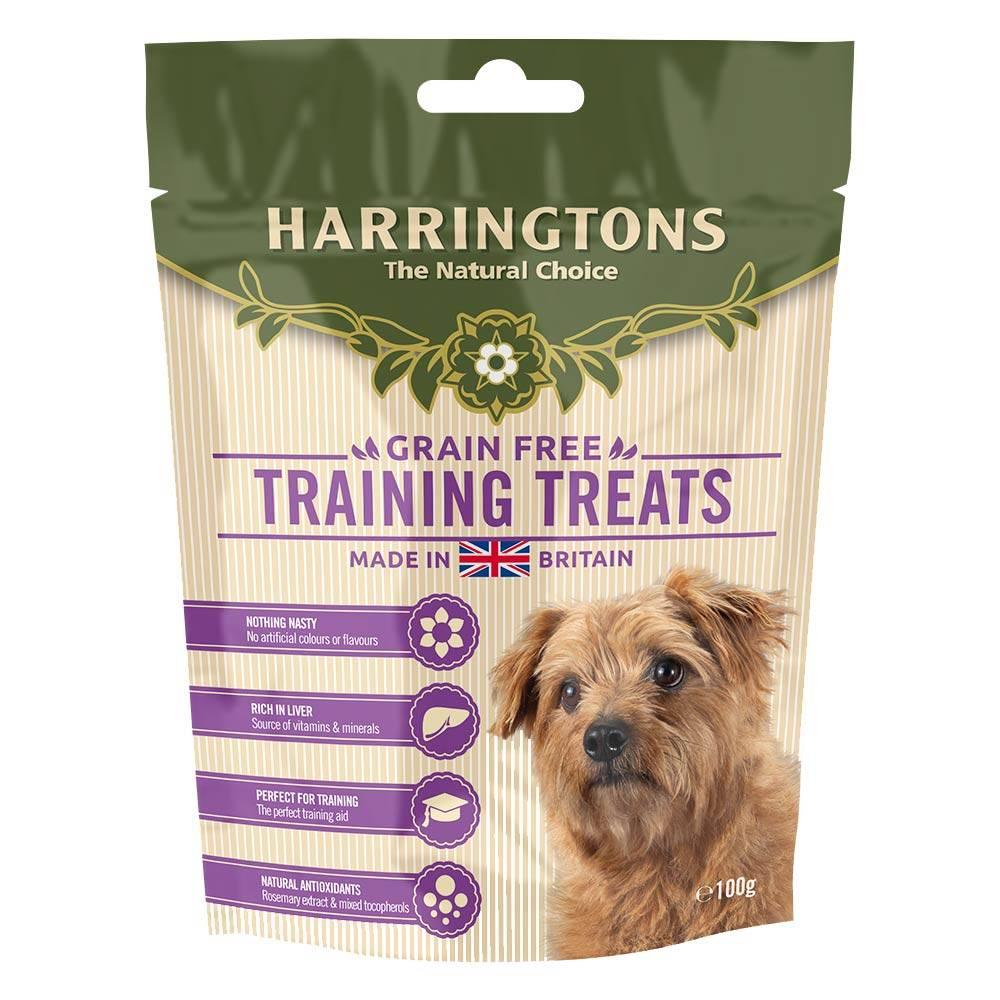 Harrington Grain Free Training Treats