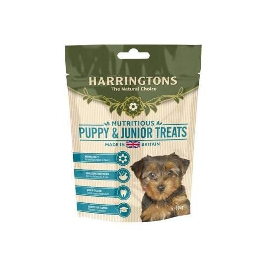 Harringtons Nutritious Puppy & Junior Dog Treats
