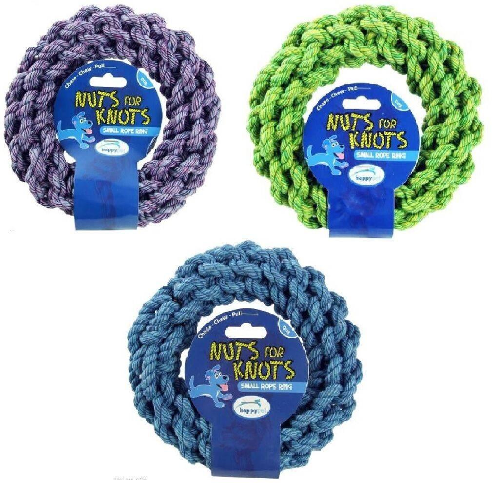 Tough rope dog toy