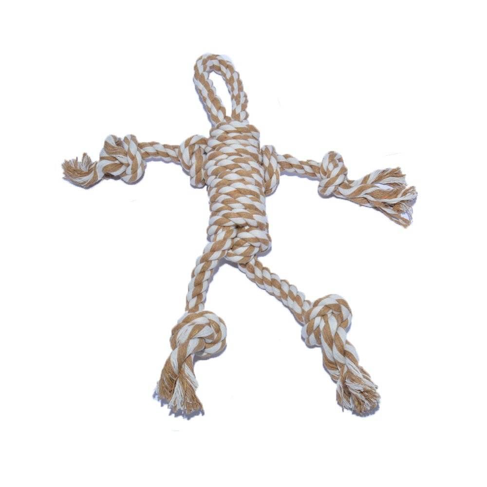Webbox Tough Tugger Rope Toy