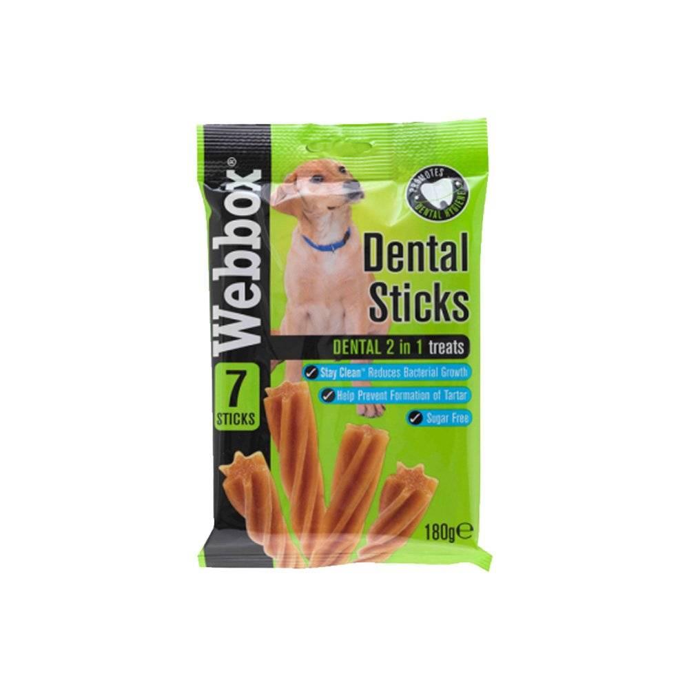 Webbox Dental Sticks