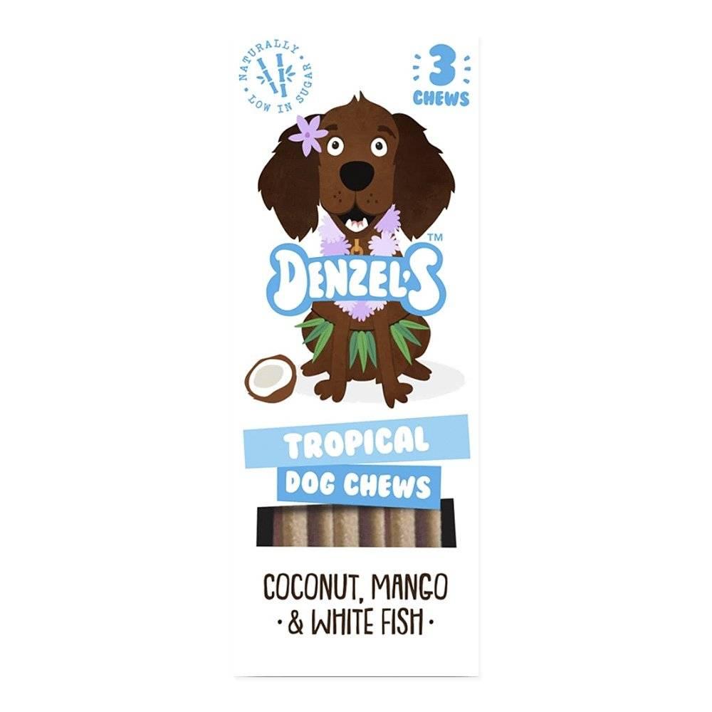 Denzel's Tropical Dog Chews