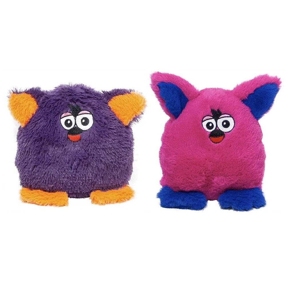 Dog Life - Cuddly Critters Plush Toy