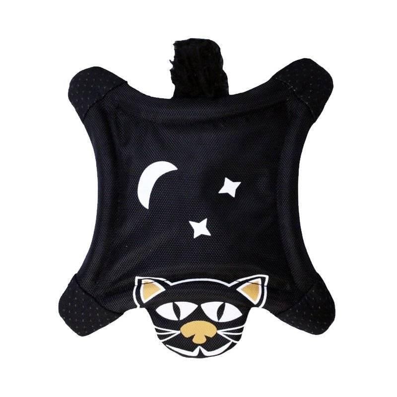Halloween Cat Spinner Dog Toy