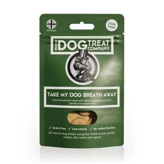 Fresh Breath - Natural Dog Treat Pouch