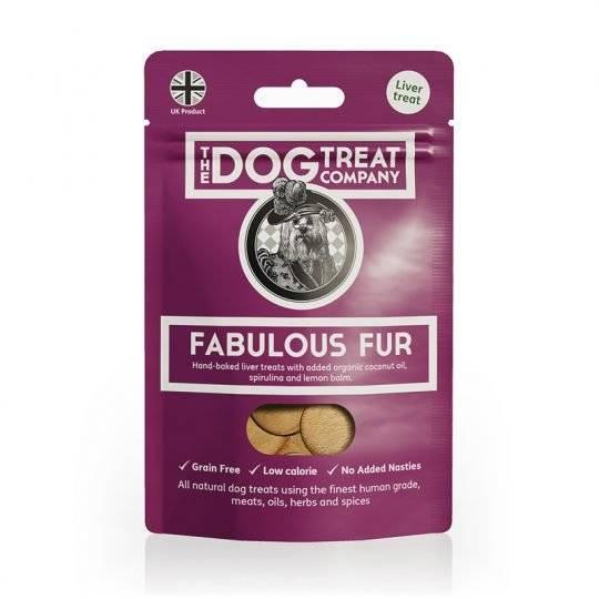 Fabulous Fur - Natural Dog Treat Pouch