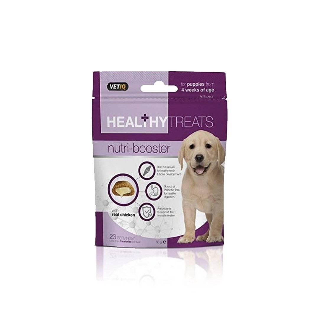 VETIQ Nutri-Booster Puppy Treats