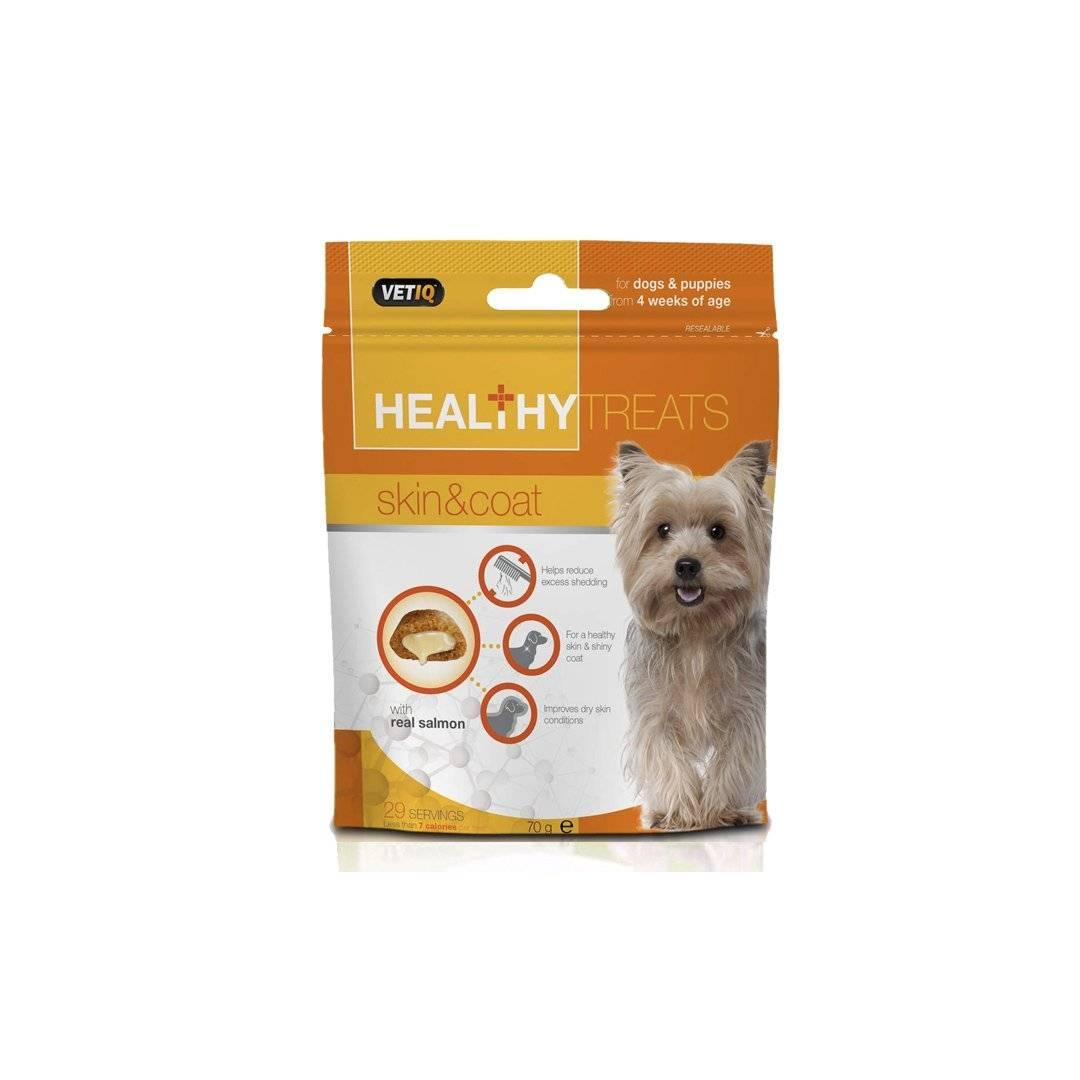 VetIQ Skin & Coat Puppy Treats
