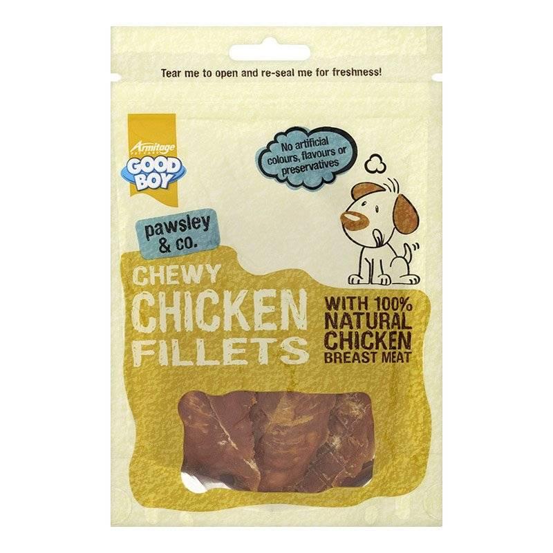 Good Boy Chewy Chicken Fillets