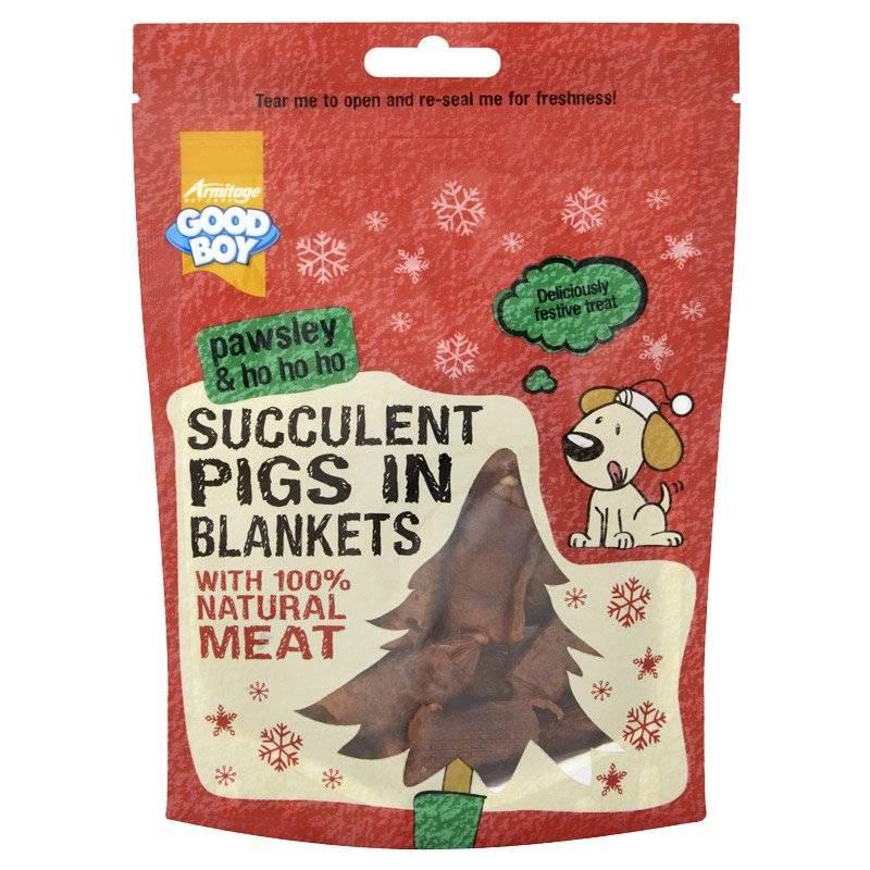 Good Boy & Pawsley Pigs in Blankets