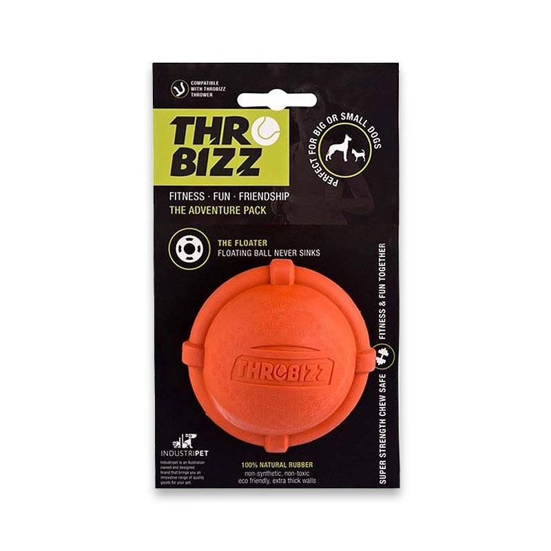 ThroBizz Tough Floatball Dog Toy