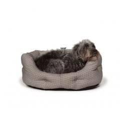 Vintage slumber dog bed